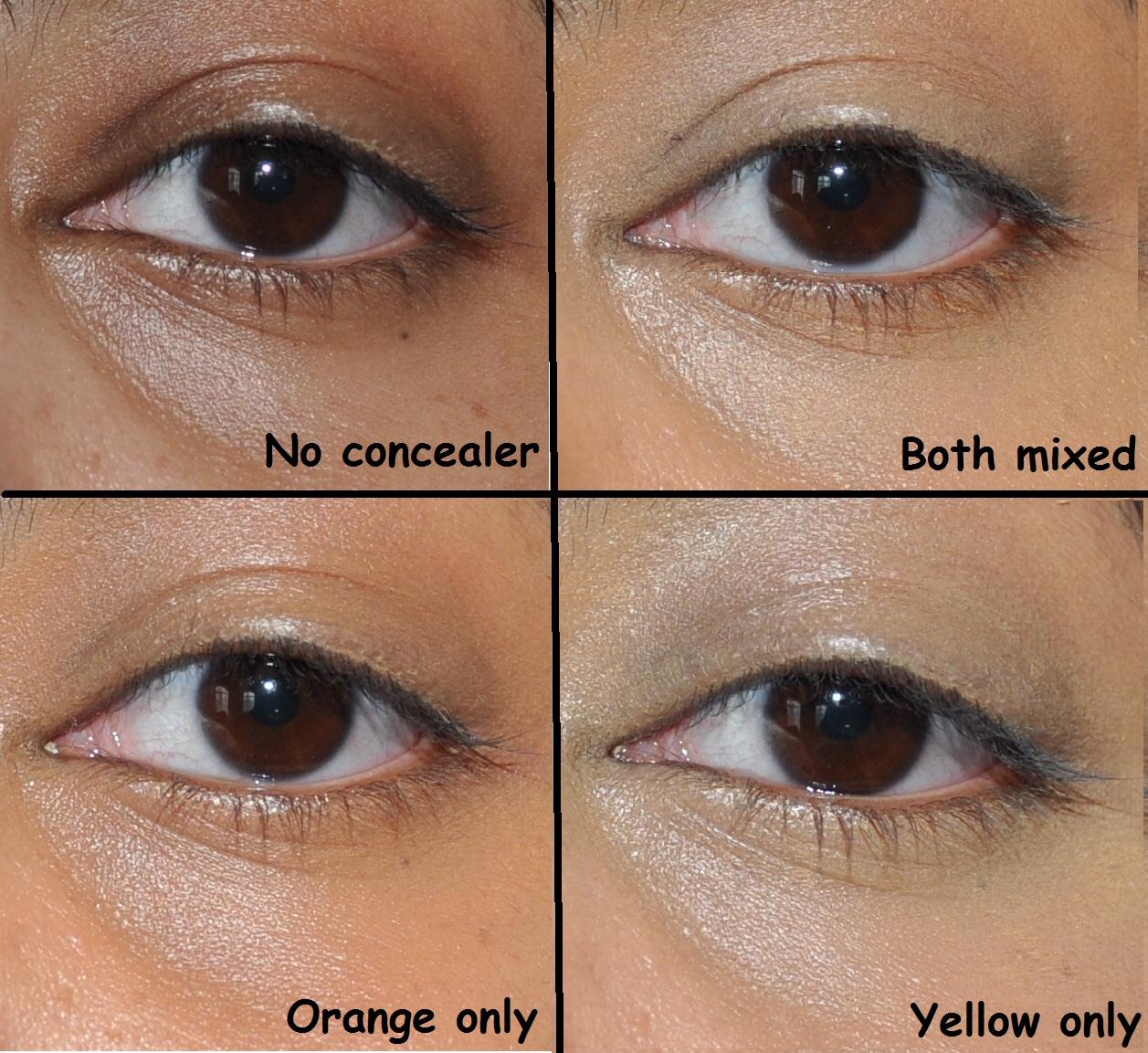 Under Eye Color Corrector Mac