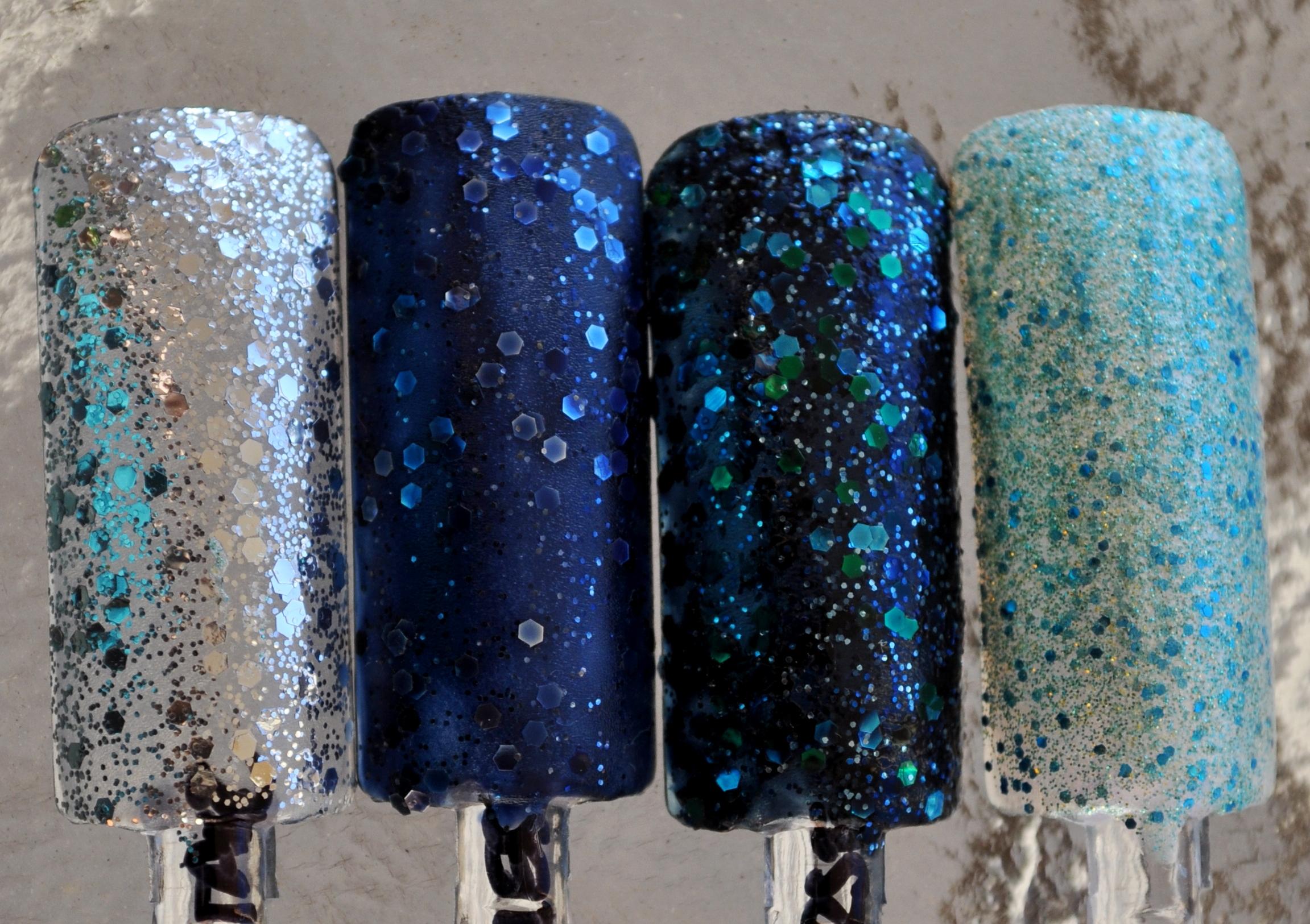 Swatchfest: Deborah Lippmann Nail Polishes   Bug\'s Beauty Blog